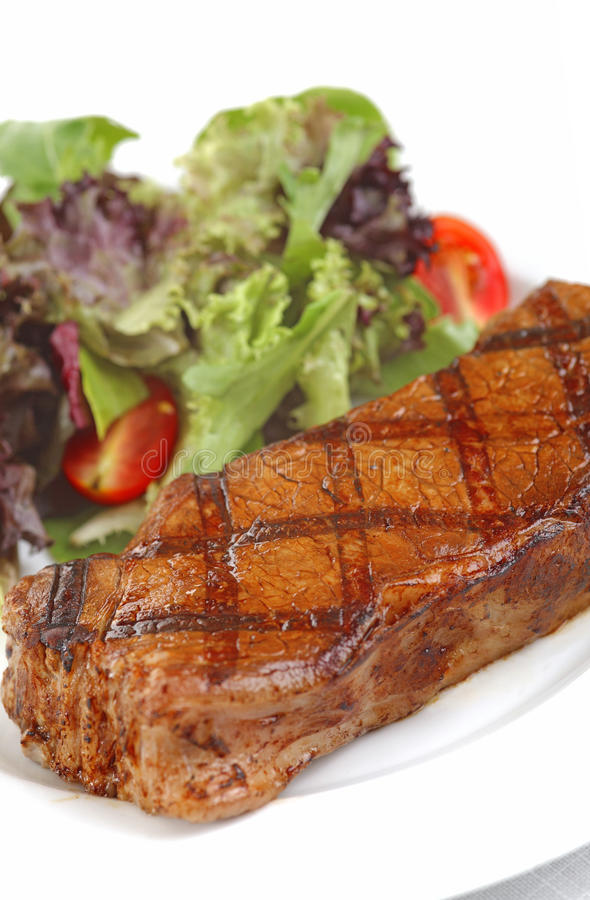 Download Grilled steak - Juicy beef stock image. Image of beef - 10651711