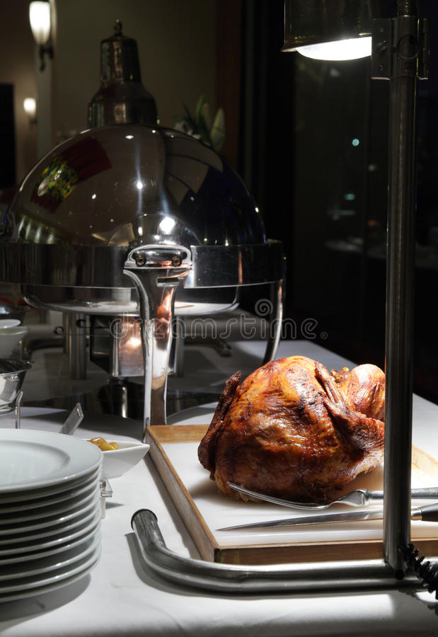 Download Grilled Turkey At Chrismast Eve Stock Photo - Image of cooked, menu: 18072594
