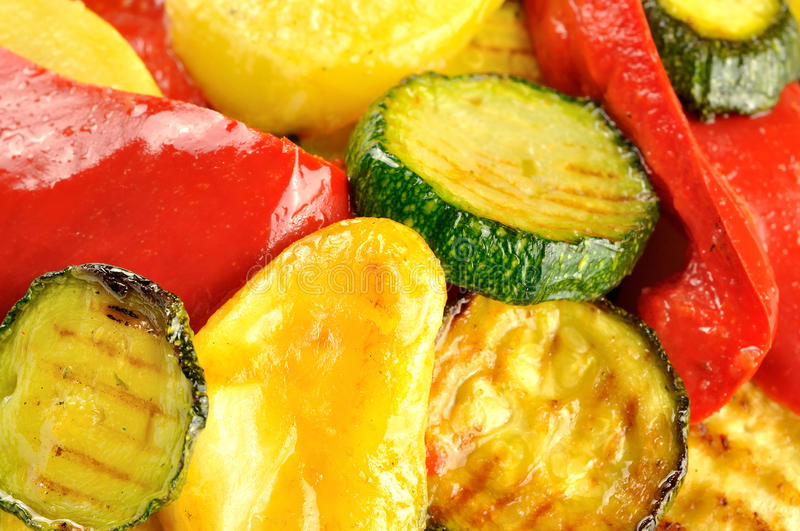 Download Grilled Vegetables Royalty Free Stock Image - Image: 28268756