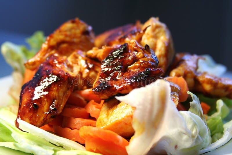 grilledchicken стоковая фотография rf