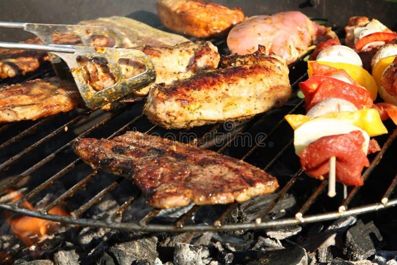 grillfestgaller arkivfoton
