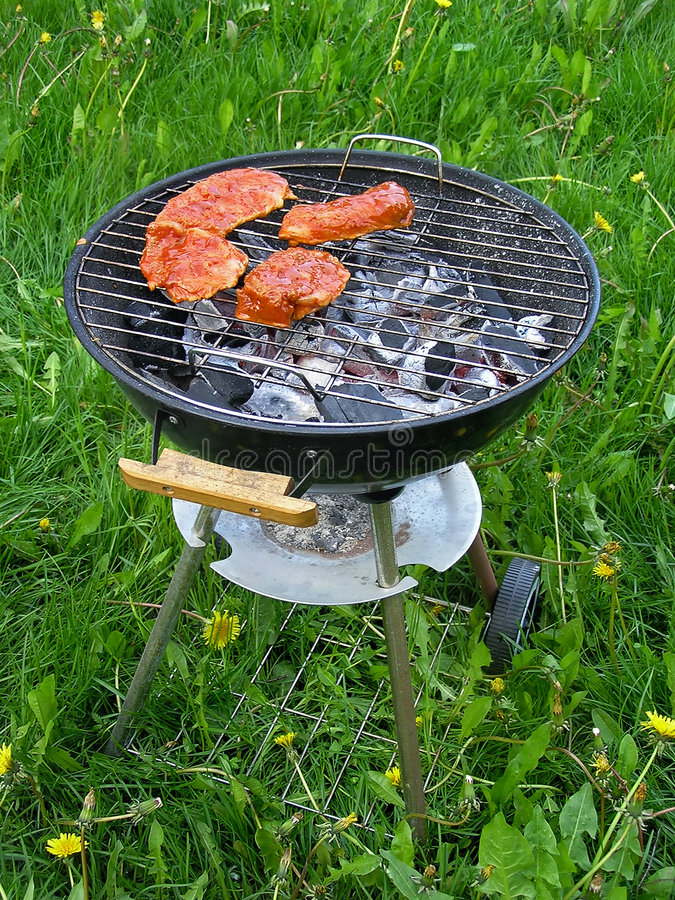 Free Grilling Stock Images - 139344