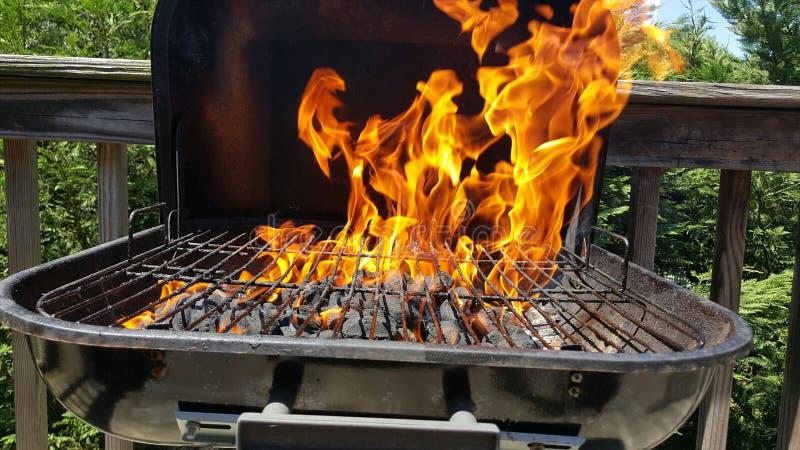 grilling στοκ εικόνα με δικαίωμα ελεύθερης χρήσης