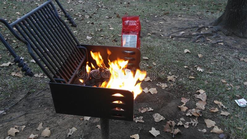 grilling στοκ φωτογραφίες
