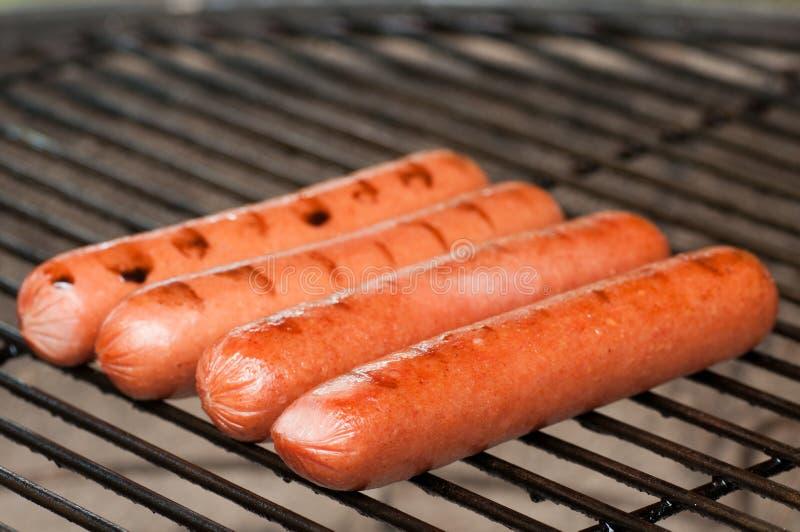Download Grilling hot dogs stock image. Image of wieners, wiener - 14859257
