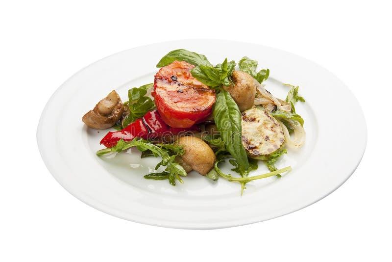 grillowany warzywa zdjęcie royalty free