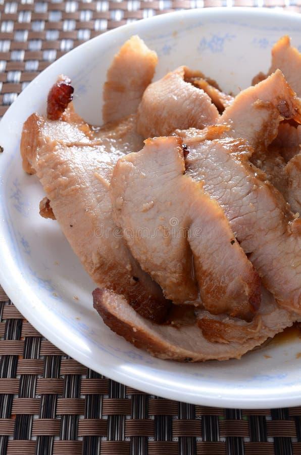 Grillschweinefleisch lizenzfreie stockbilder