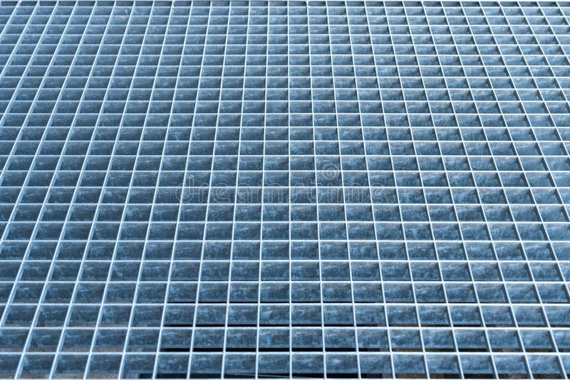 Grils en acier gris photos libres de droits