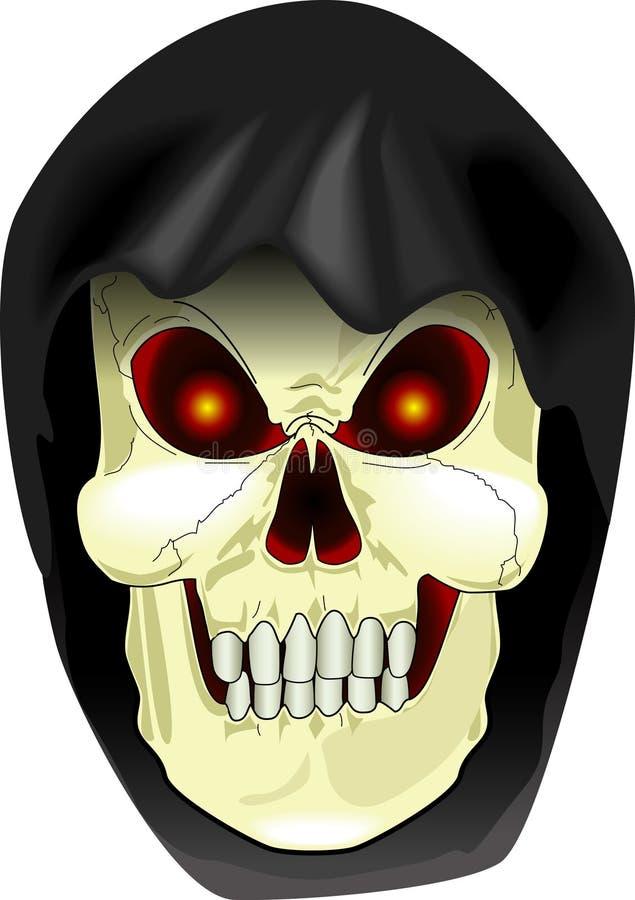Grim_reaper illustrazione vettoriale