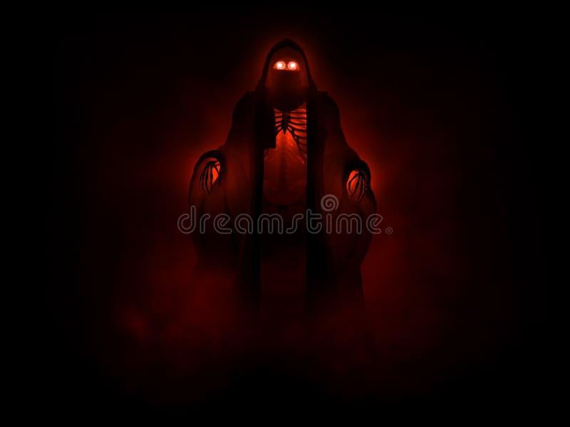 Grim reaper royalty free stock photo