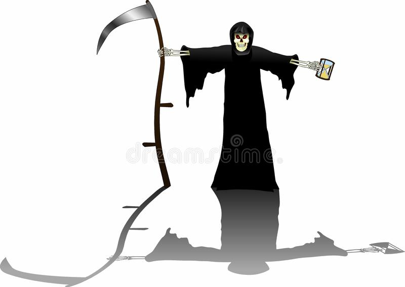 Grim_reaper_full Free Stock Photo