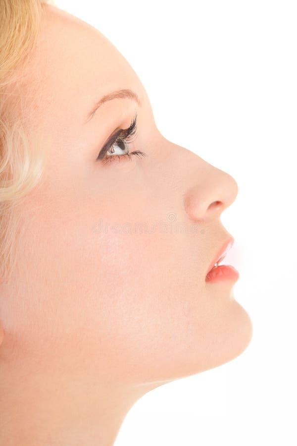 Download Grimace of trendy girl stock photo. Image of excitement - 13062476