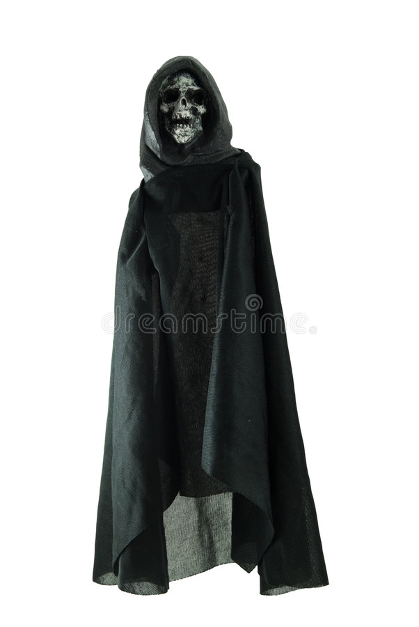 Grimmiger Reaper lizenzfreie stockfotografie