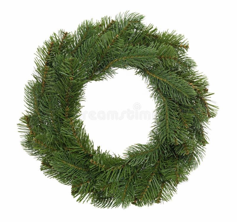 Grinalda do Natal imagem de stock