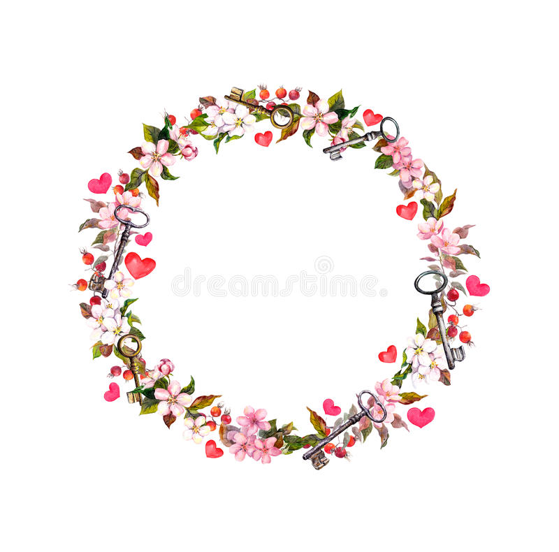 Flowers Withs Ring Around The Petals
