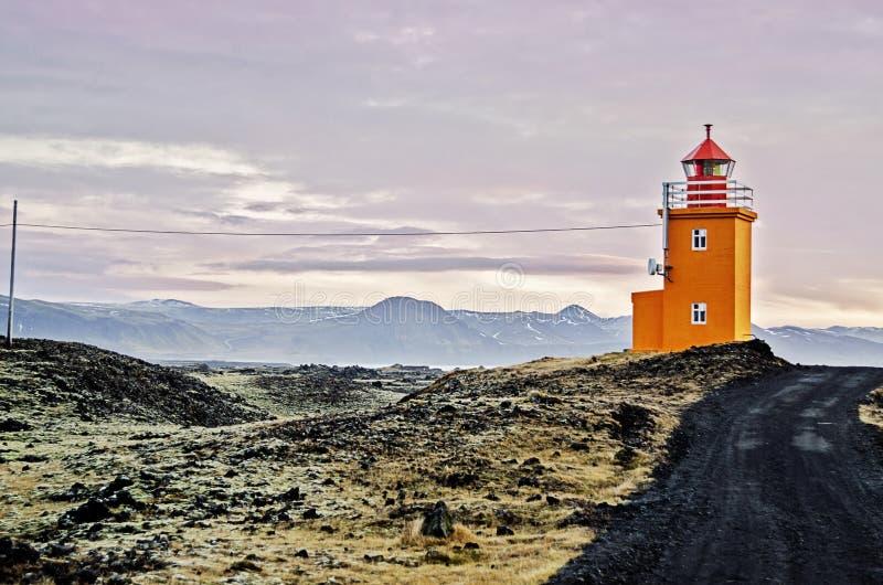 Grindavik IJsland stock fotografie