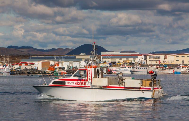 Grindavik, Islande photographie stock
