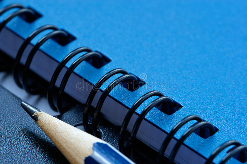 Grinded pencil royalty free stock photos