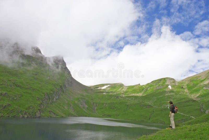 Grindelwald, Suisse image libre de droits