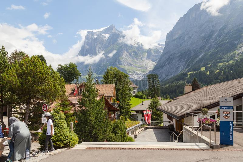 Grindelwald,Switzerland stock photos