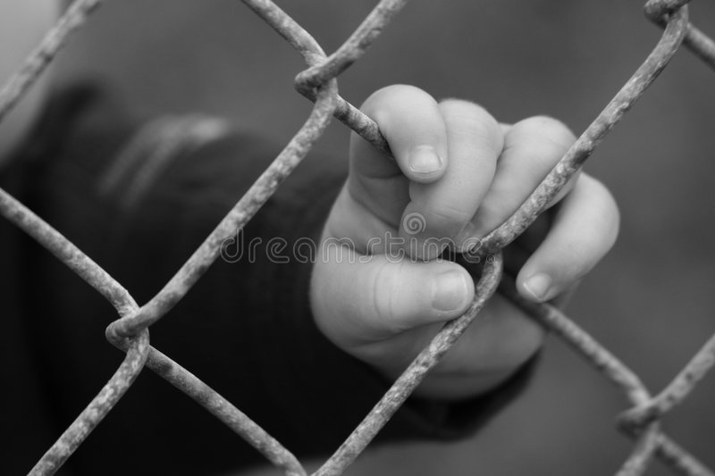 Download Grip (bw version) stock image. Image of families, hand, finger - 41163