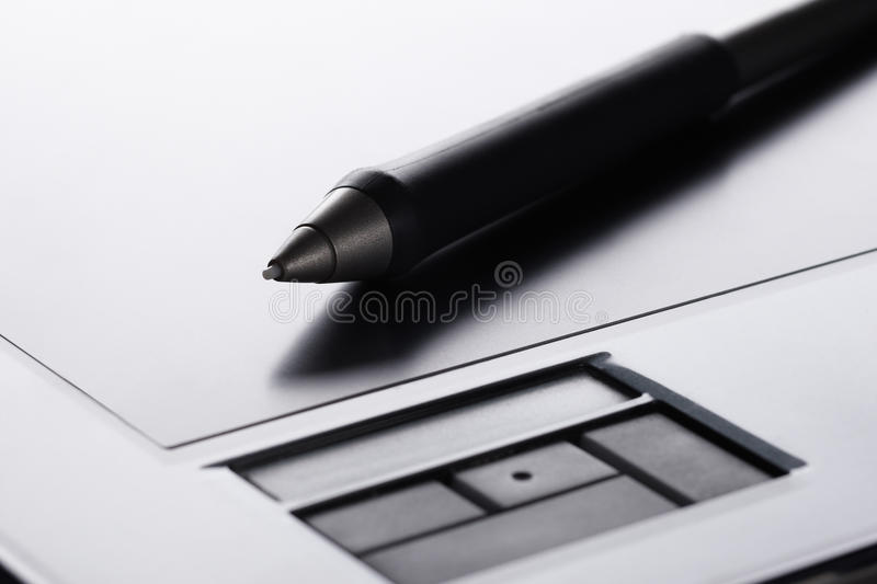 Download Grip pen stock illustration. Image of graphic, up, empty - 28804758