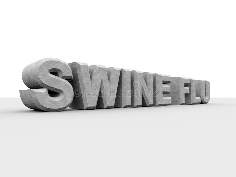 Gripe de los cerdos. libre illustration