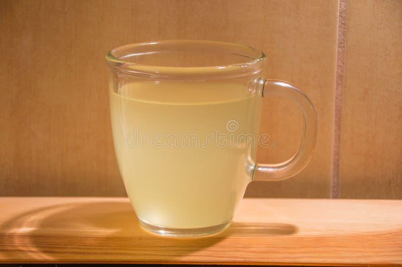 Gripex горячее подготавливает для питья Gripex горячее медицинско для гриппа или лихорадки стоковые изображения