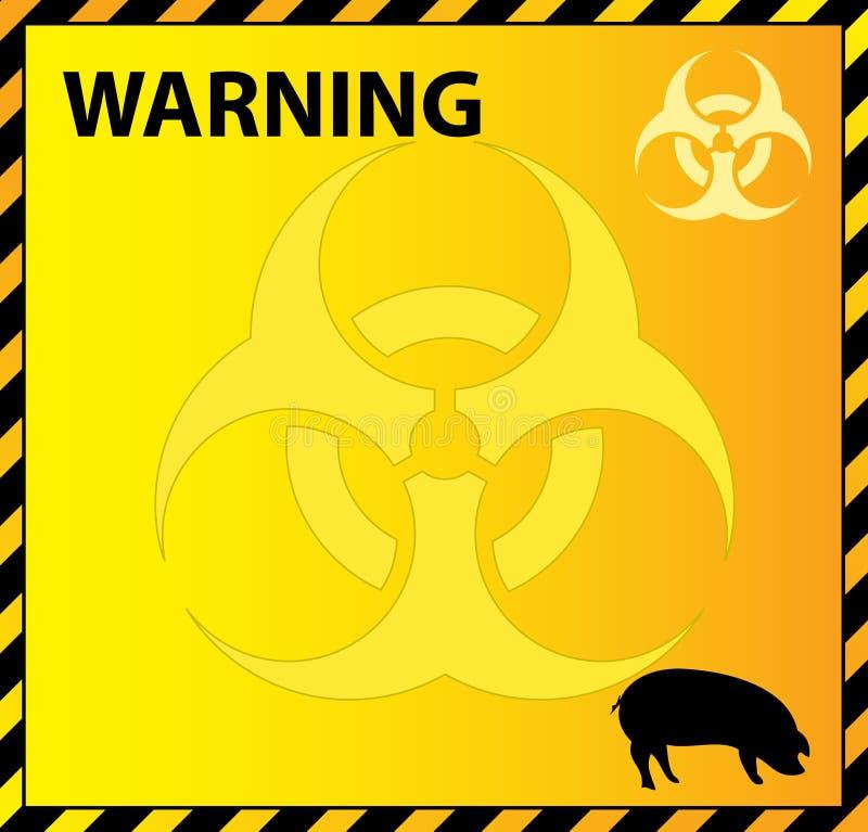 Grippe illustration de vecteur