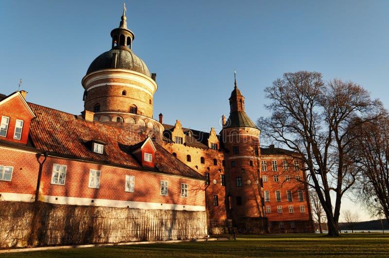 Gripsholm Castle στοκ φωτογραφίες με δικαίωμα ελεύθερης χρήσης