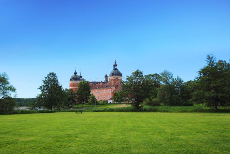 Gripsholm Slott (κάστρο) στοκ φωτογραφία με δικαίωμα ελεύθερης χρήσης