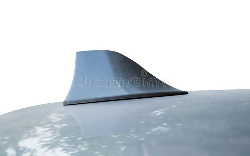 Antenne sur un toit image stock. Image du télévision - 53902103
