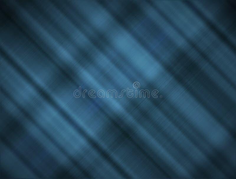 Gris de acero del añil oscuro y fondo abstracto azul ilustración del vector