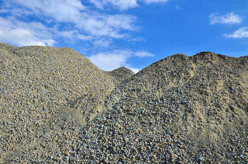 Grit texture pile stock images