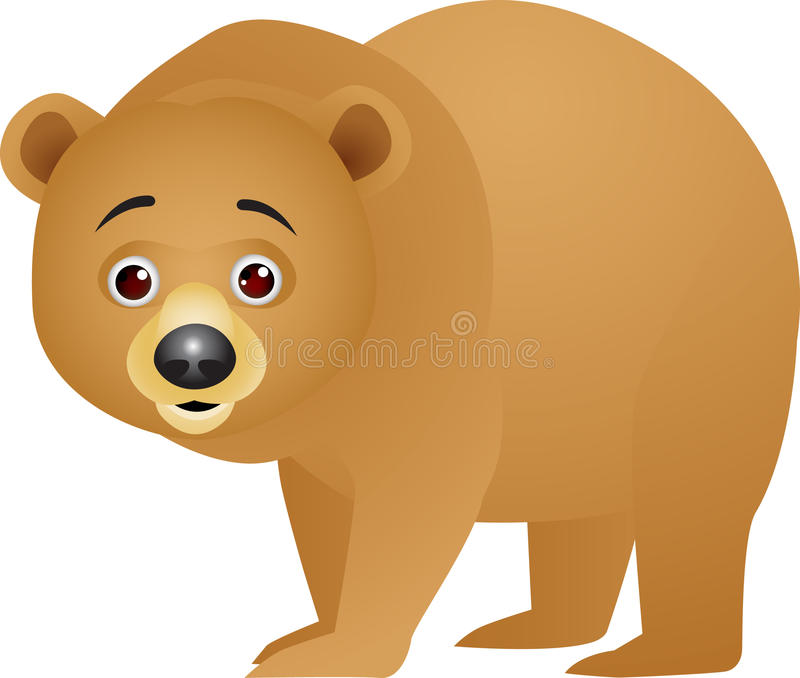 Grizzly Bear Royalty Free Stock Photos