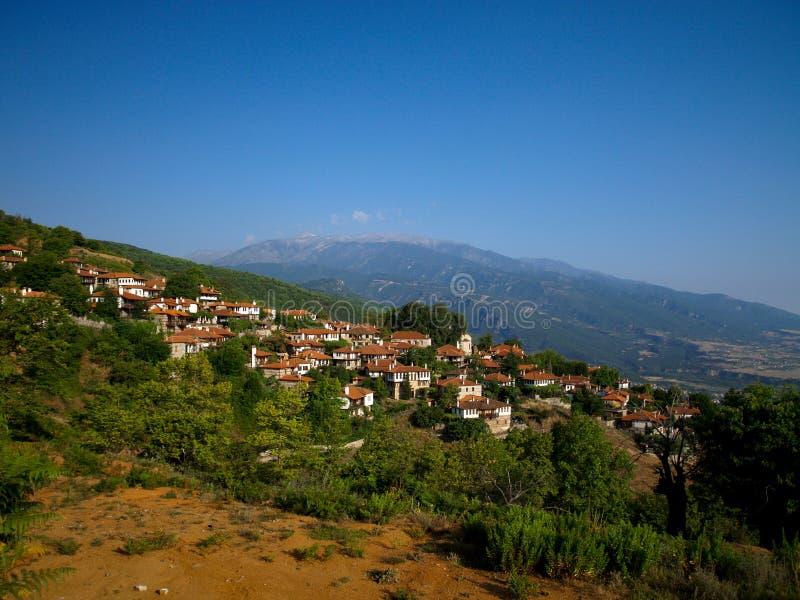 grka piękny krajobraz zdjęcia royalty free