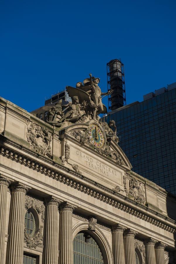 Großartige zentrale Station in New York City stockfoto