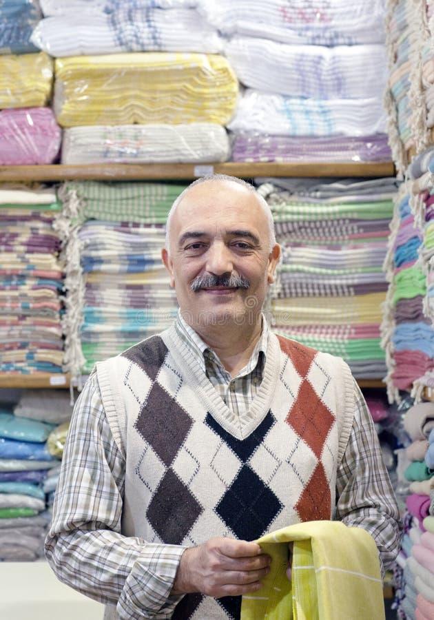 Großartiger Basar in Istanbul, die Türkei lizenzfreie stockfotos