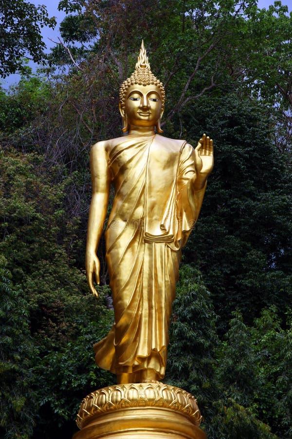 Großartiger Buddha stockfotos