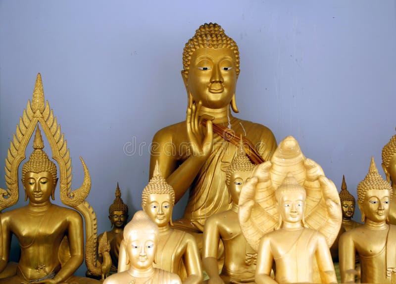 Großartiger Buddha lizenzfreie stockbilder