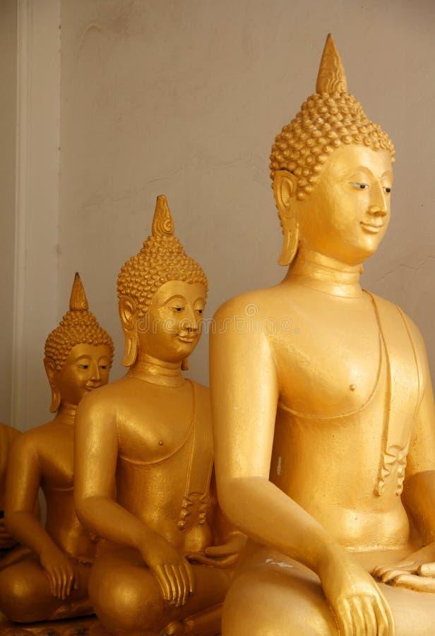 Großartiger Buddha stockfoto