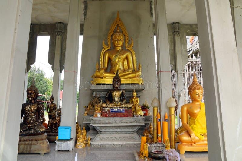 Großartiger Buddha stockfotografie