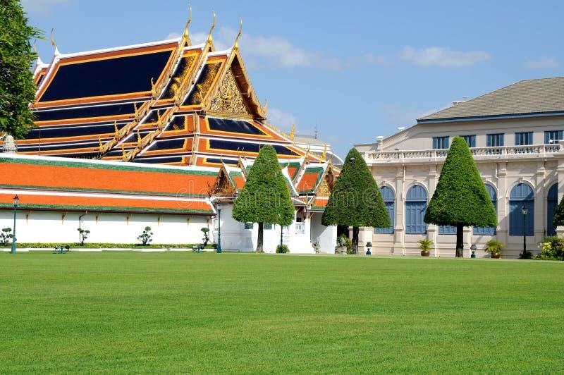 Großartiger Palast lizenzfreie stockbilder