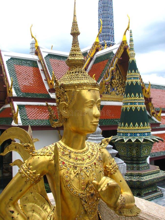 Großartiger Palast. Bangkok. lizenzfreie stockbilder