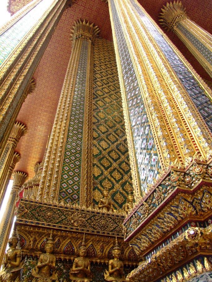 Großartiger Palast, Thailand. stockfotografie