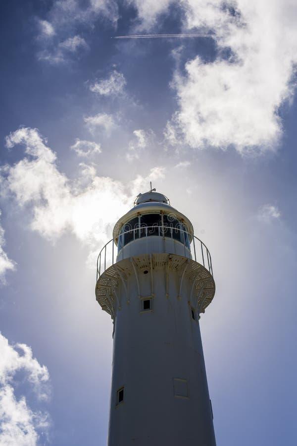 Großartiger Turk Lighthouse lizenzfreies stockbild