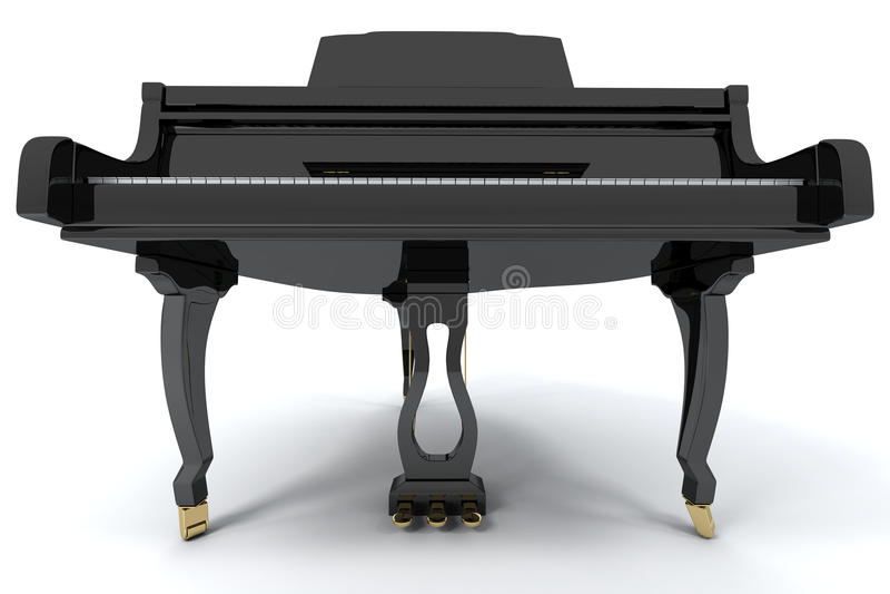 Großartiges Klavier vektor abbildung