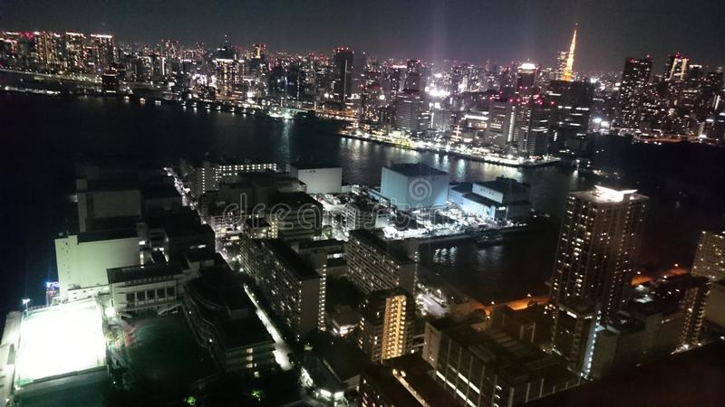 Großartiges Tokyo lizenzfreie stockfotografie