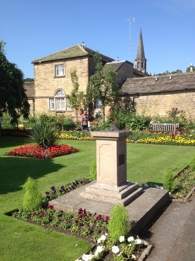Großbritannien, England, Derbyshire, Bakewell stockfoto