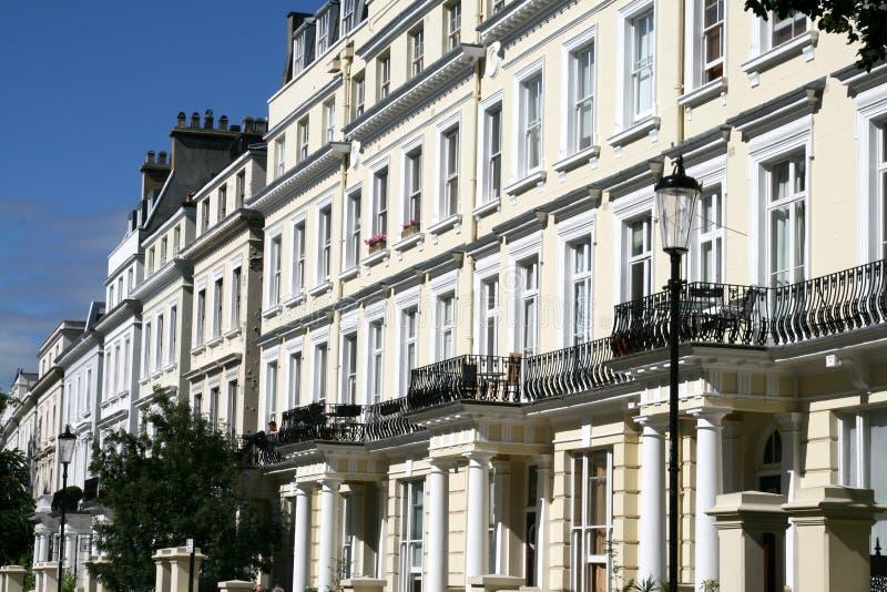Großbritannien, London, Notting-Hügel Stockbild - Bild von leuchte ...